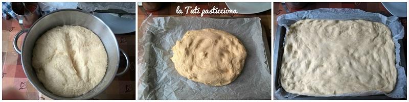 focaccia trapuntata alla pizzaoiola 1