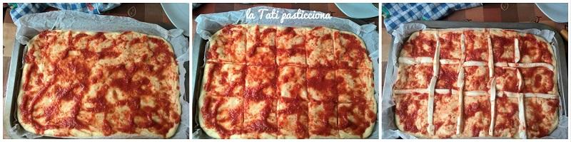 focaccia trapuntata alla pizzaoiola 2