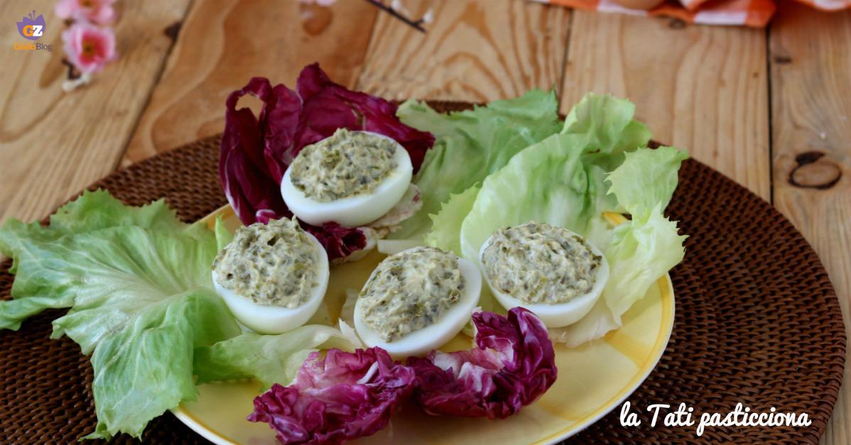 Uova sode con salsa velocissima pronte in 3 minuti for Cucinare uova sode