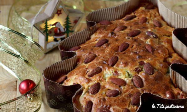 Albero natalizio salato senza lievitazione