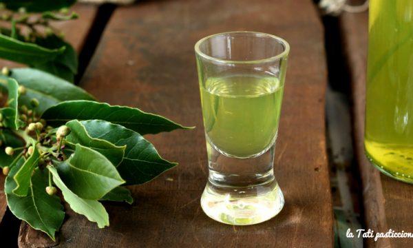 Laurino liquore di alloro – Digestivo