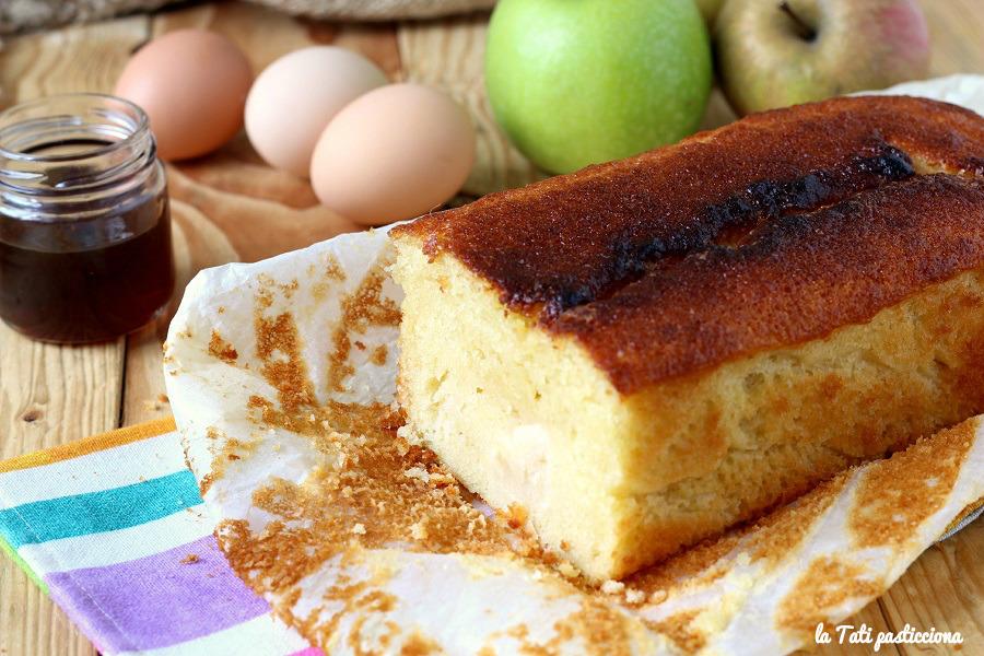 plumcake mele e miele FOTO BLOG 1