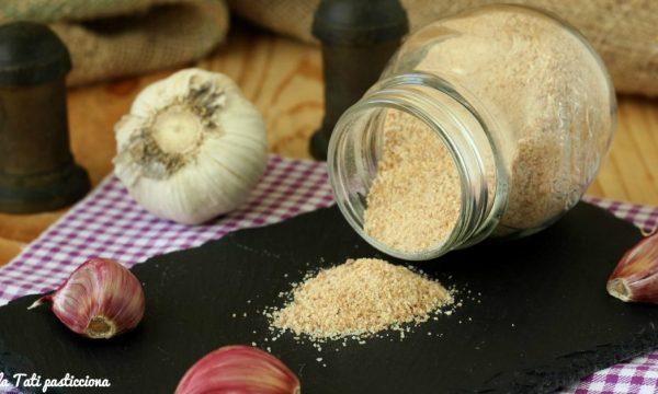 SALE AROMATIZZATO all'AGLIO per dare un tocco in più ai vostri piatti!