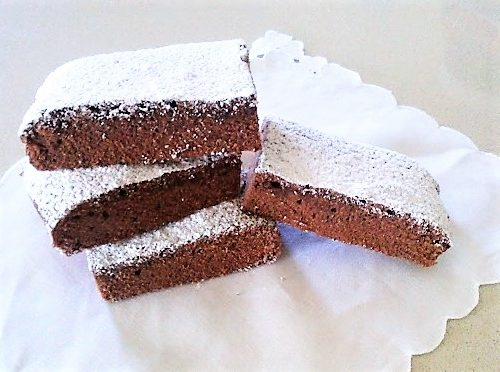 Brownie alla nutella in 5 minuti con 3 ingredienti