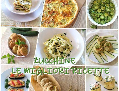 Zucchine le migliori ricette La tavola di Gio