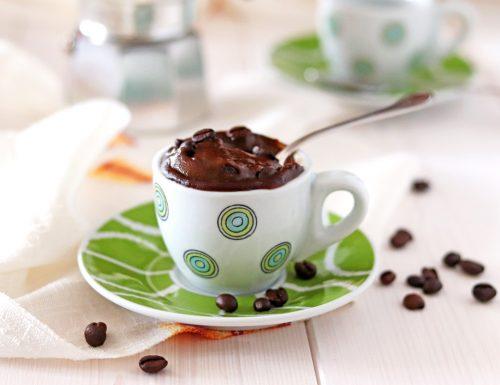 Crema di caffè senza latte per torte