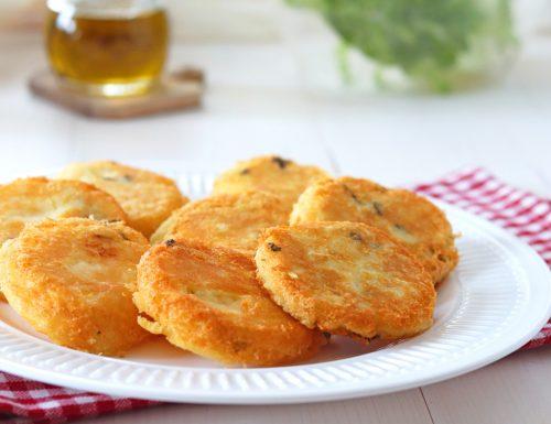Burger di patate semplici e sfiziosi
