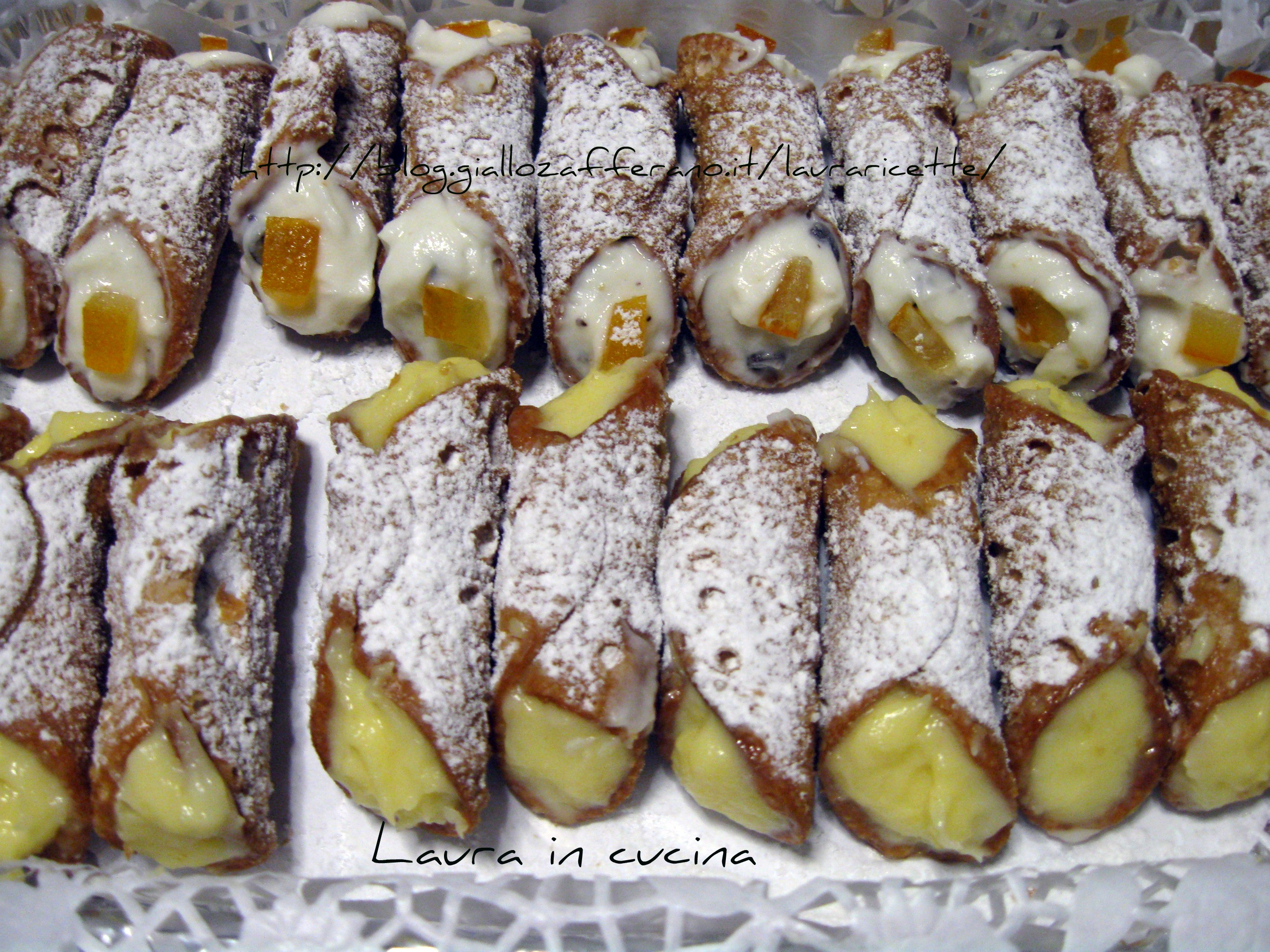 Cannoli Siciliani Images & Pictures - Becuo