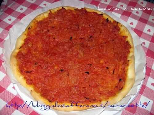 Pizza …al Friggione