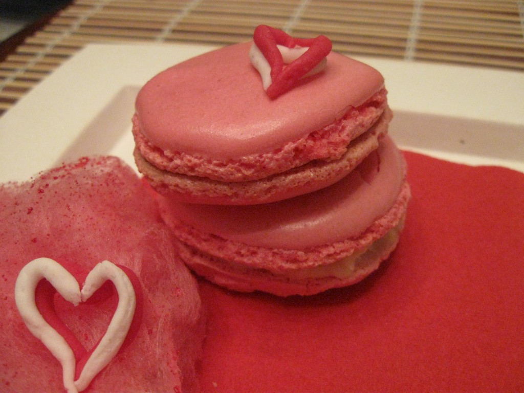 I love you Macarons!!