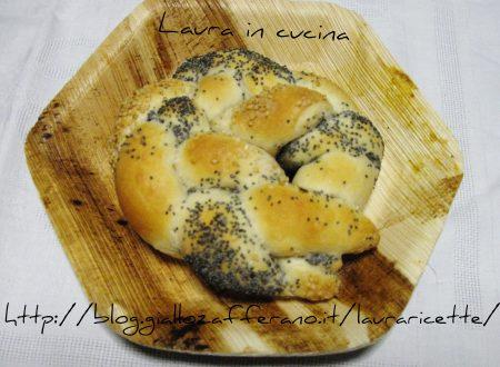 Pane al papavero e sesamo,ricetta facile