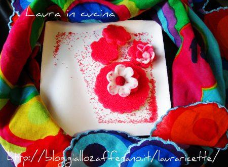 """Cialde """"fiorite"""""""