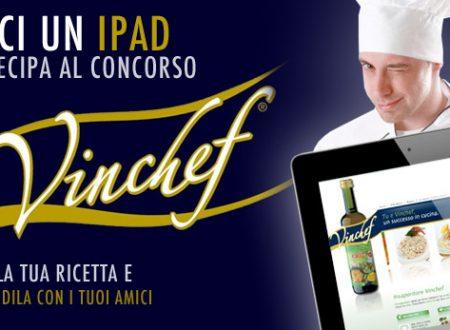 Ricette da chef…un nuovo concorso da Vinchef