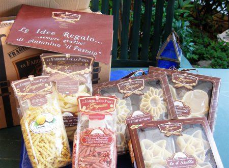 Da veri estimatori:pasta Gragnano!