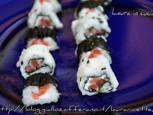 I miei sushi Arnaboldi