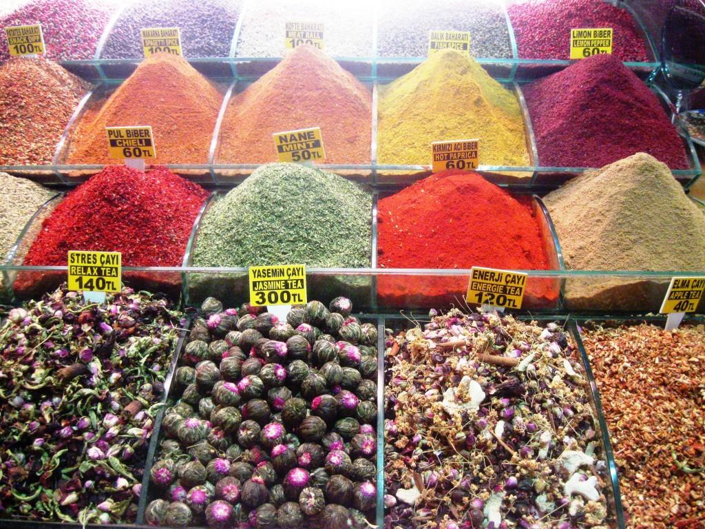 I colori della cucina turca e non solo laura in cucina - I colori della cucina ...