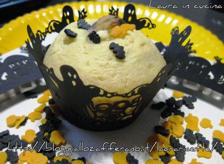 I miei Muffins .Ricetta per Halloween !!