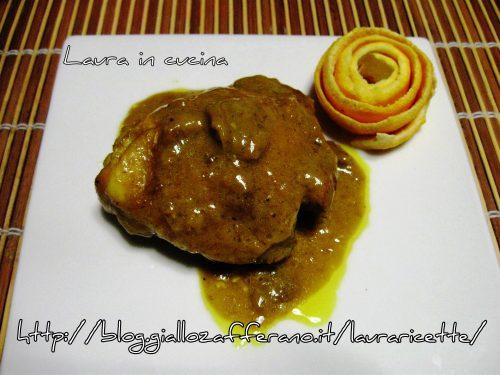 Pollo al curry,ricetta facile