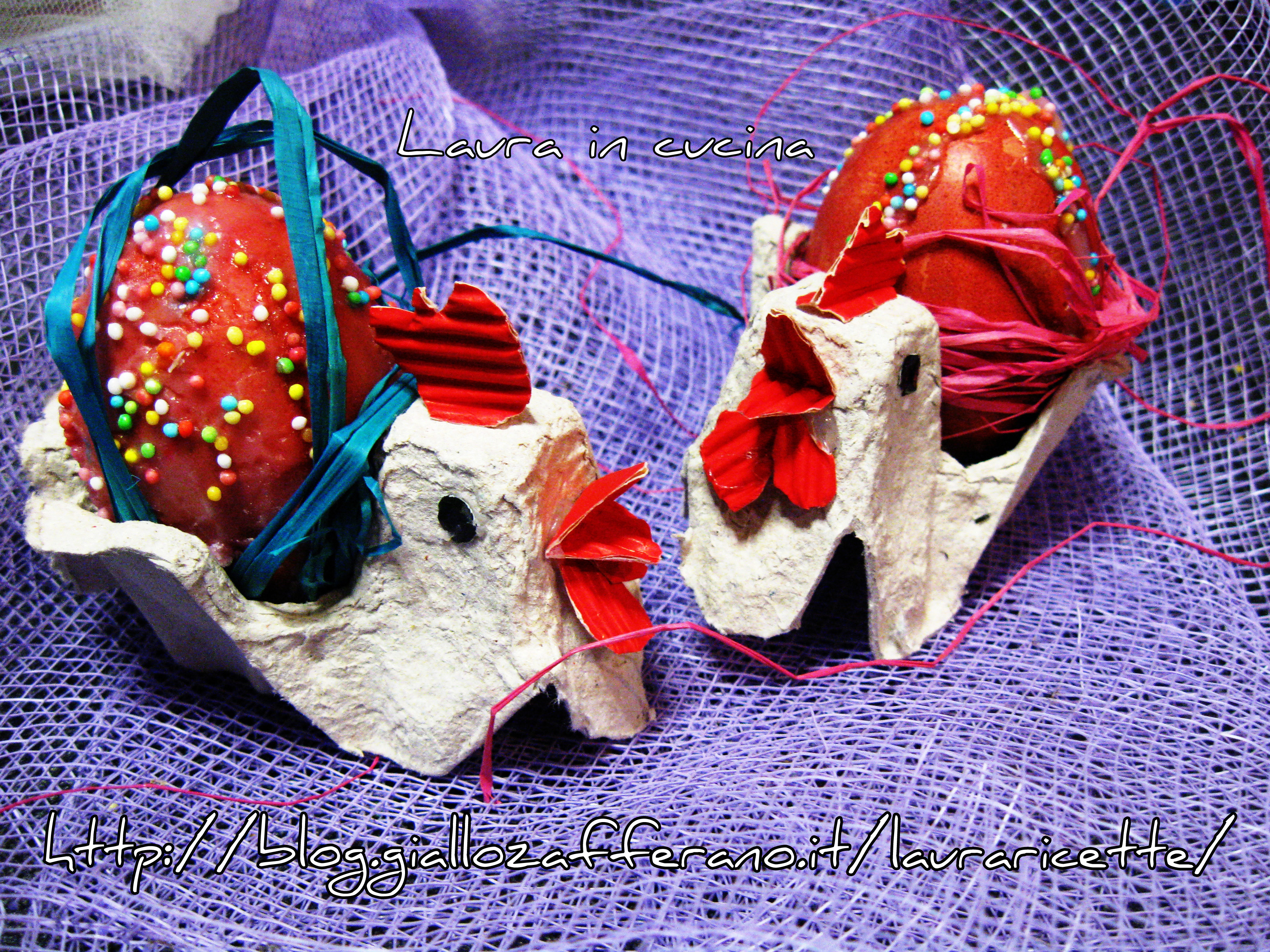 Decorazioni Pasquali Da Tavola : Fai da te tante idee e decorazioni pasquali per una colorata