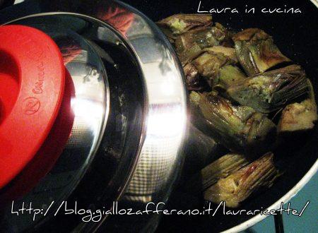 Carciofi a spicchi in padella, ricetta semplice