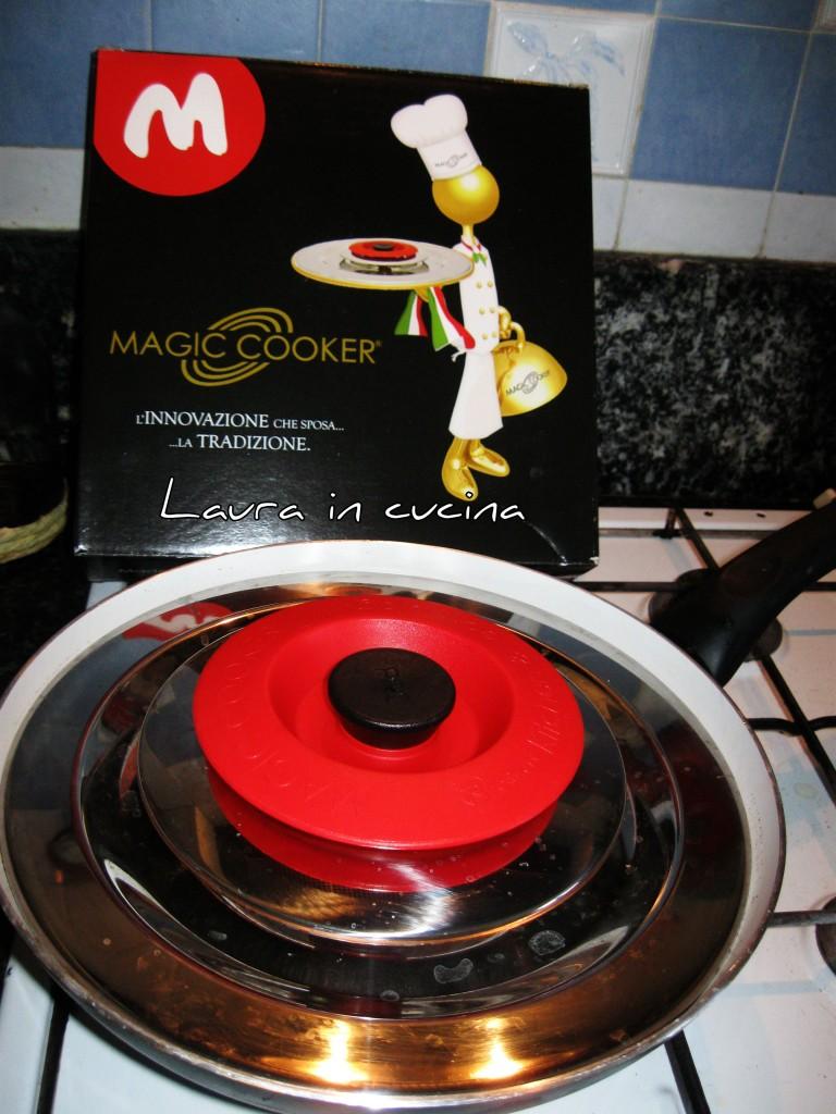 Magic cookes il coperchio tra innovazione e tradizione!!
