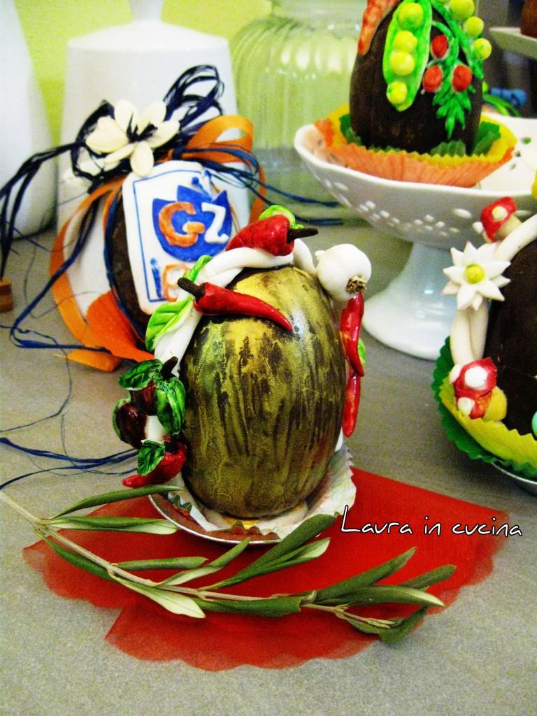 Uova di Pasqua decorate,ricetta fai da te