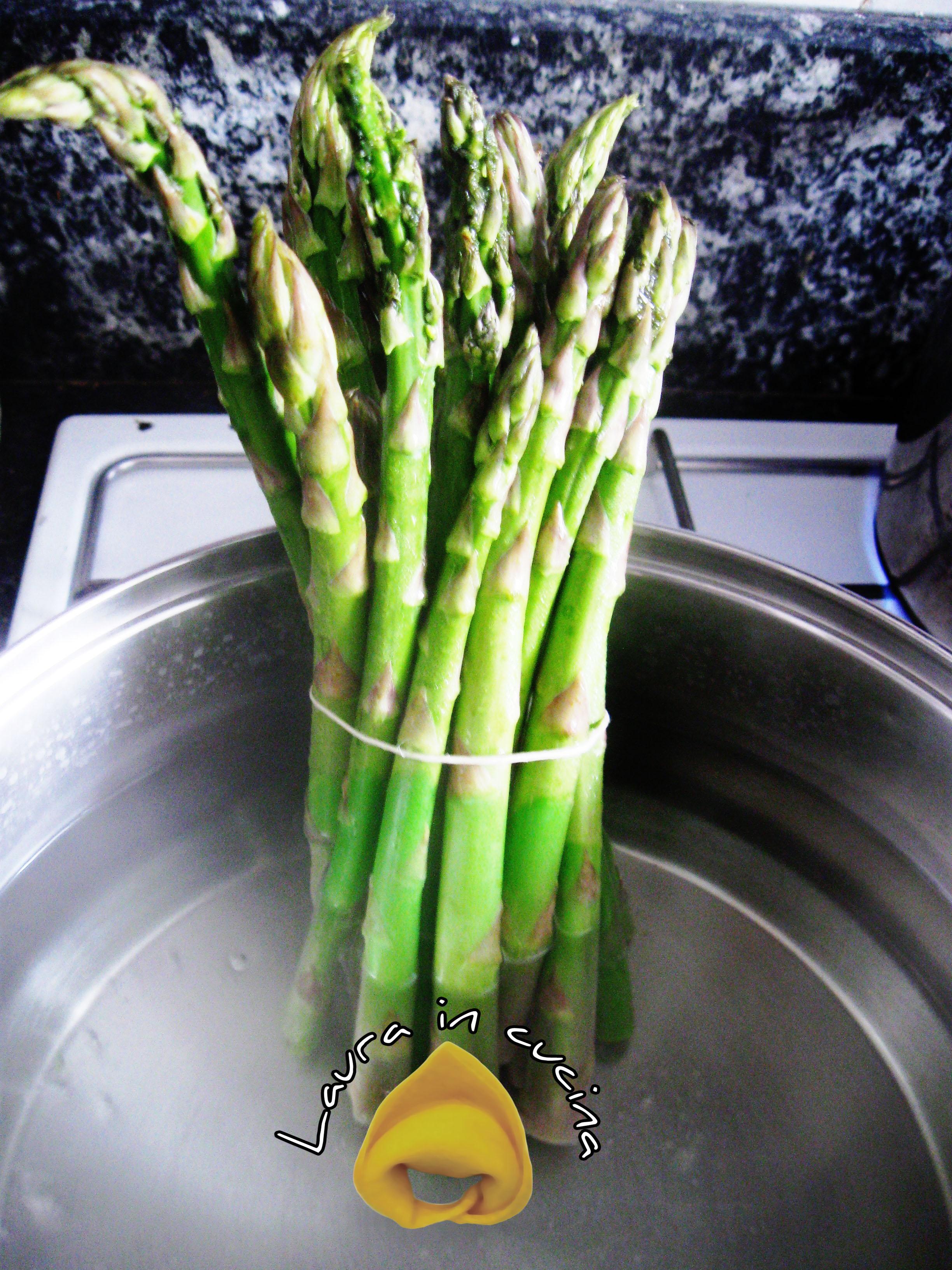Come cucinare gli asparagi e le loro proprietà