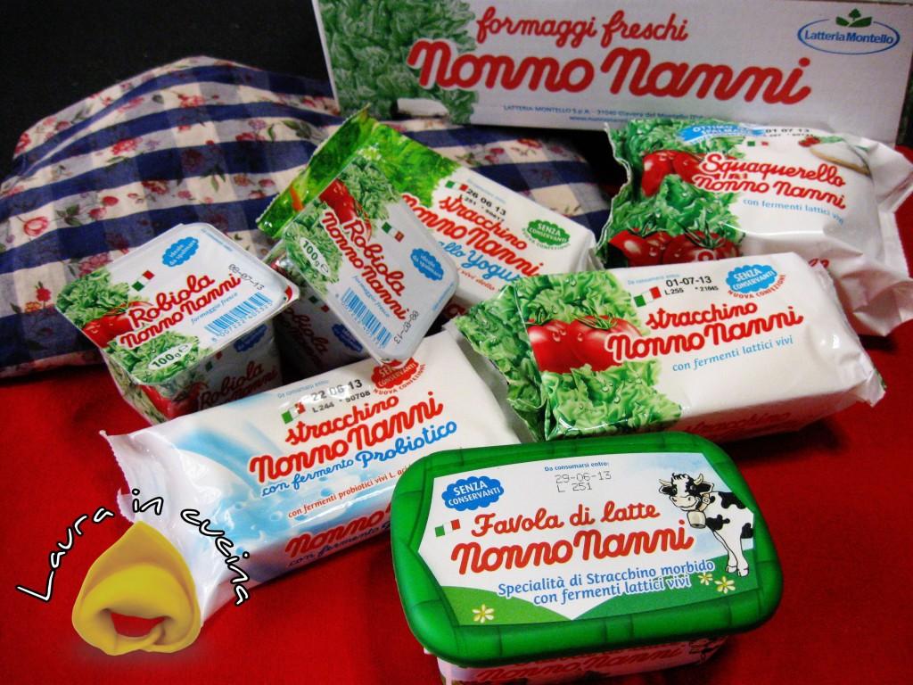 Nonno Nanni formaggi