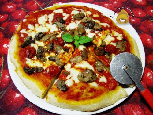 Pizza napoletana,ricetta base