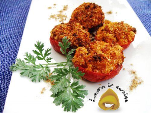 Pomodori ripieni allo zenzero ricetta contorni