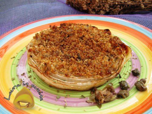 Cipolle di Giarratana, ricetta contorni