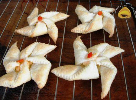 Finger food alla crema di salmone ,ricetta antipasti