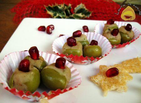 Olive ripiene ,ricetta antipasti