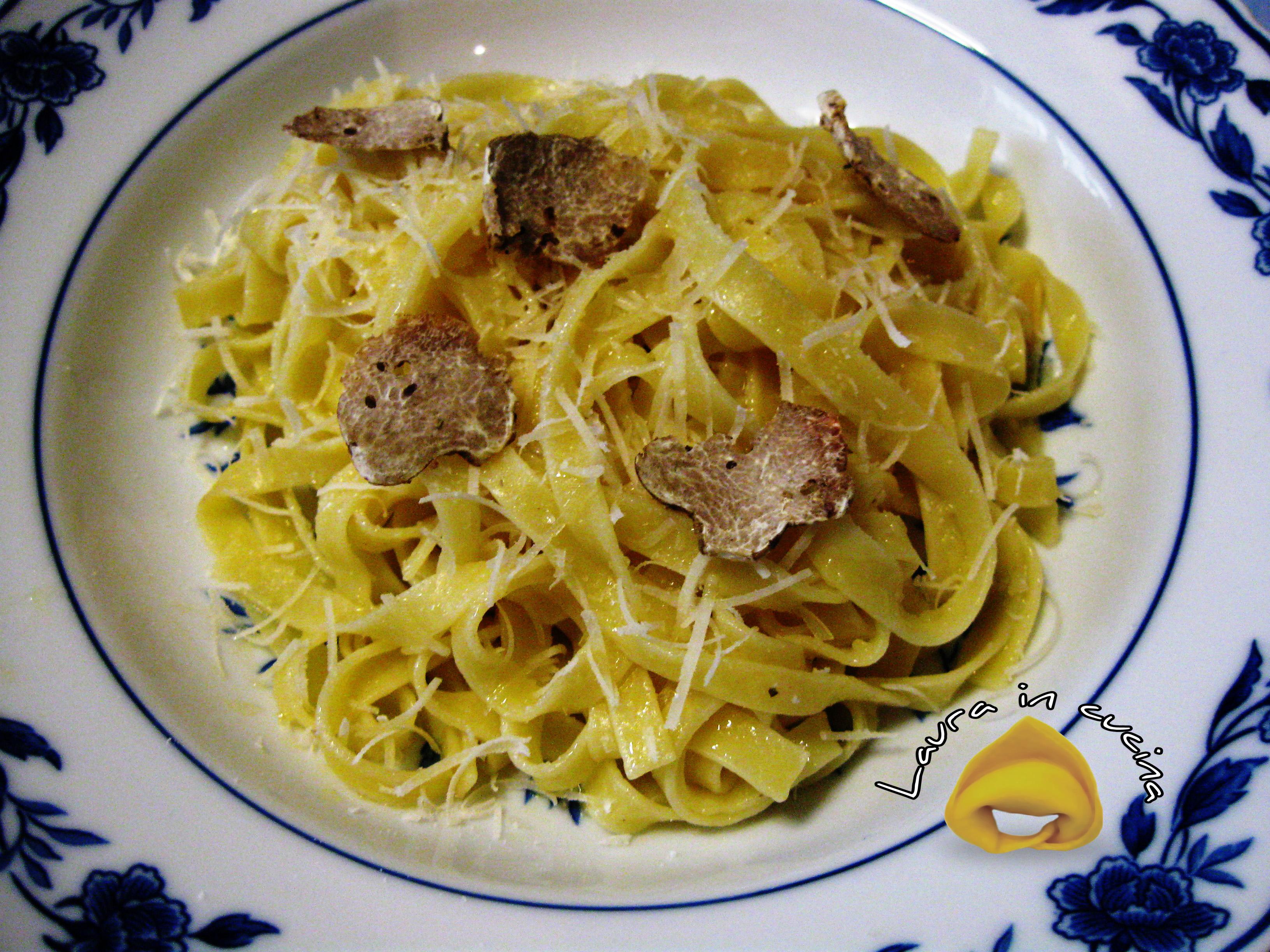 Ricette pasta con salsa al tartufo