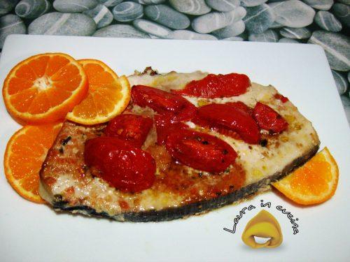 Pesce spada mediterraneo ricetta secondi di pesce