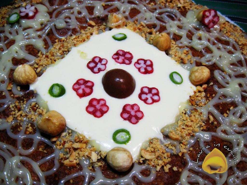 Torta di nocciole ricetta dolci-Laura in cucina