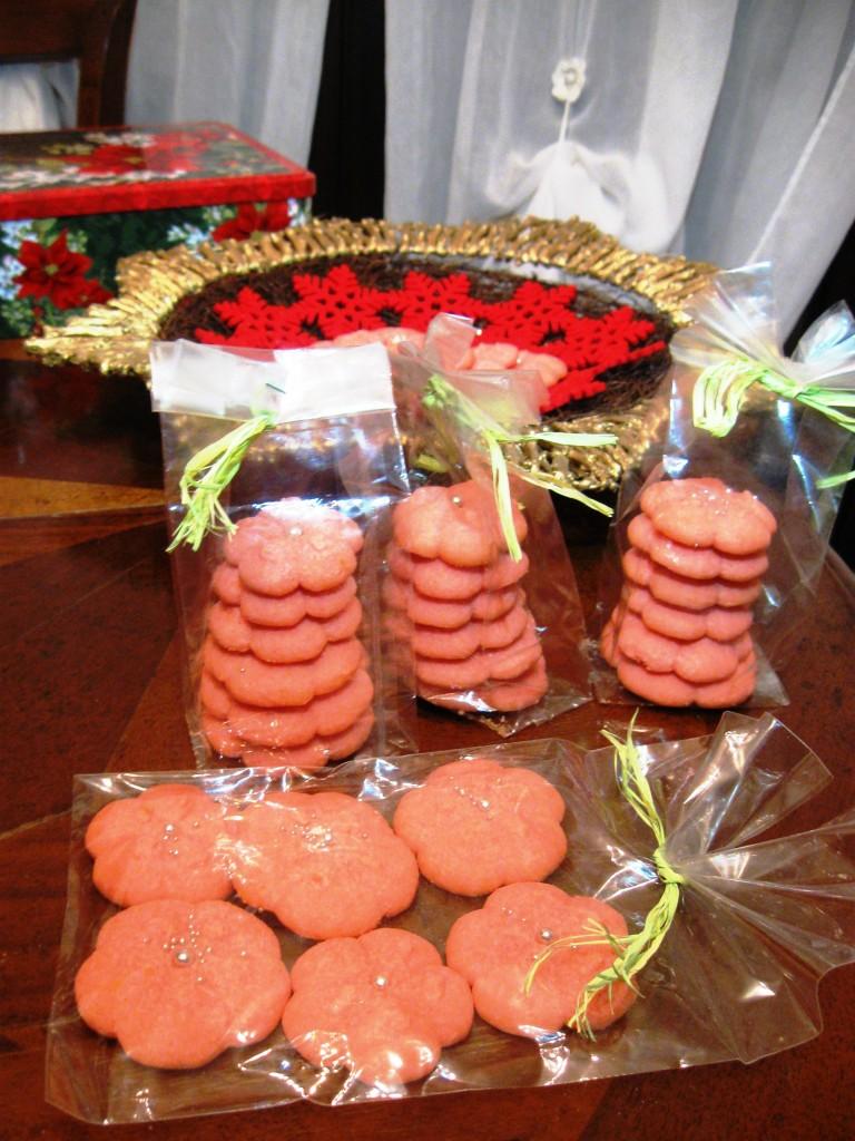 Spritz Cookies Alt