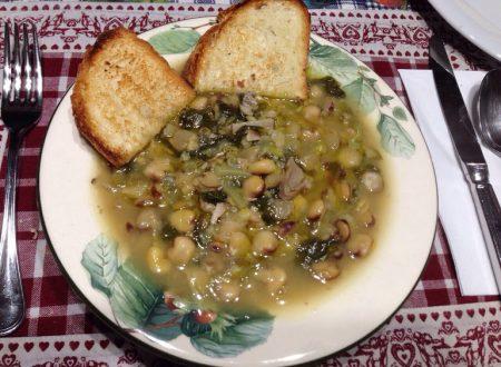 Zuppa di Cicerchie,ricetta marchigiana