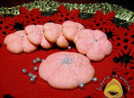 Spritz Cookies ricetta natalizia