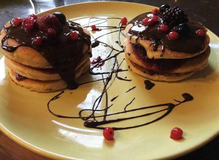 Pancake golosi ricetta dolci