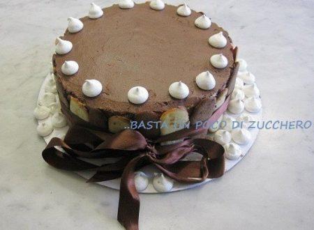 Torta Zuppa Inglese