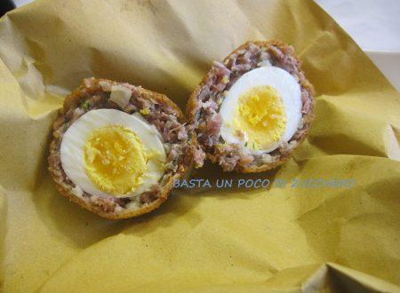 Scotch eggs – uova alla scozzese