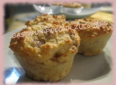 Muffin di pane al formaggio