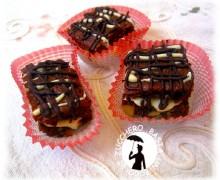 Dolcetti noci e cioccolato