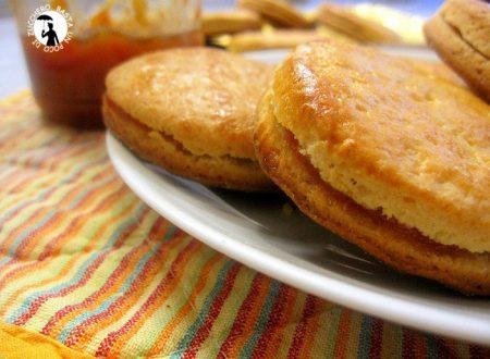 Biscotti soffici all'albicocca per la merenda