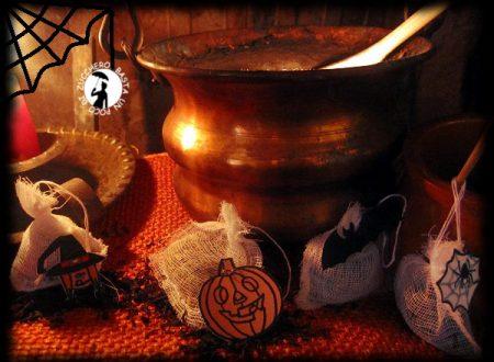 Filtri magici per Halloween – Bustine da tè fatte in casa