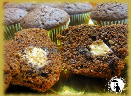 Muffin al cioccolatino