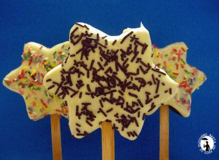 Biscotti sullo stecco – Cookie Pops