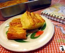 Torta di mele – ricetta Schiacciata alla fiorentina