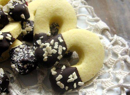 Biscotti ferro di cavallo – ricetta senza glutine